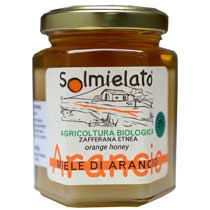 Solmielato Orange Blossom Honey - Organic
