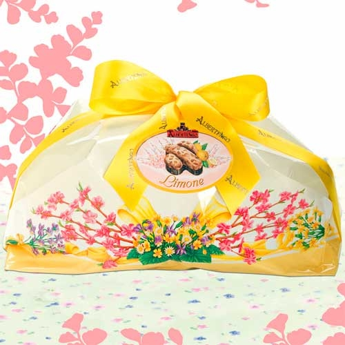 Albertengo Colomba Sorrento Lemon