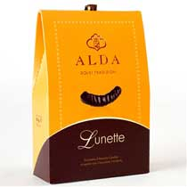ALDA Lunette di Arancia (Dark Chocolate Covered Orange Peel)
