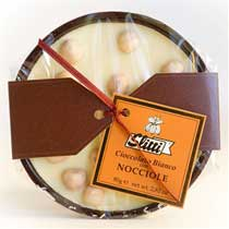 Slitti Small White Chocolate Disk