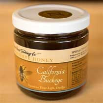 California Buckeye Honey
