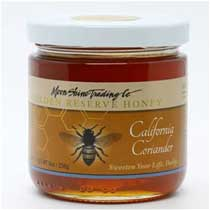 California Coriander Honey