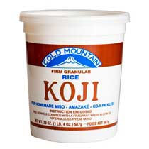 Cold Mountain Dry Rice Koji
