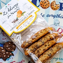 Dolcezze di Nanni Chocolate and Orange Cantucci (Biscotti)