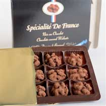Domaine de Bequignol Chocolate Covered Walnuts