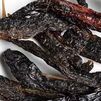 Dried Pasilla Negro Chili Pods