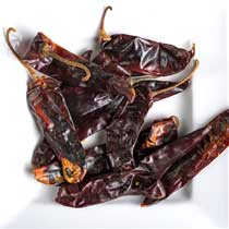 Dried Guajillo Chili Pods