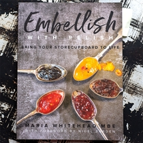 Embellish With Relish by Maria Whitehead