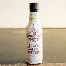 Fee Brother's Black Walnut Bitters