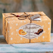 Flamigni Apricot and Chocolate Colomba