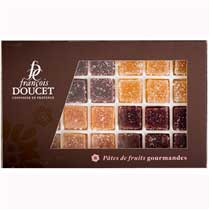 Francois Doucet Pates de Fruits - 24 Assorted