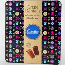 Gavottes Crepe Dentelle Holiday Tin