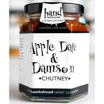 Hawkshead Apple, Date and Damson Chutney
