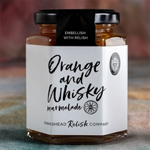 Hawkshead Orange and Whisky Marmalade