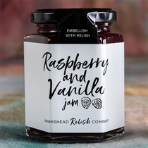 Hawkshead Raspberry and Vanilla Jam