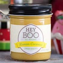 Hey Boo Lemon Coconut Curd