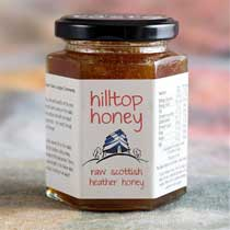 Hilltop Scottish Heather Honey