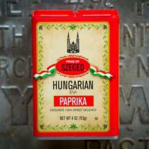 Hungarian Paprika - Sweet - Szeged