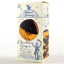Island Bakery Chocolate Gingers