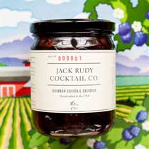 Jack Rudys Bourbon Cocktail Cherries