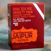 Jaipur Avenue Chai Tea - Variety Pack