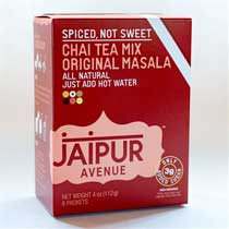 Jaipur Avenue Masala Chai Mix - Less Sugar