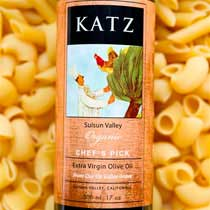 Chef's Pick cold pressed olive oil - Katz