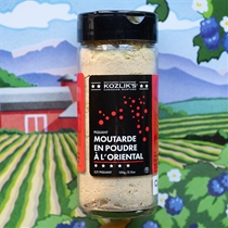 Kozliks Hot Oriental Mustard Powder