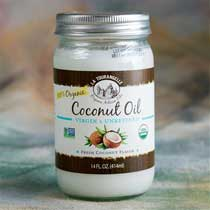 La Tourangelle Organic Virgin Coconut Oil
