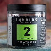 Lakrids 2 Salty Licorice