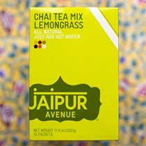 Jaipur Avenue Lemongrass Chai Mix