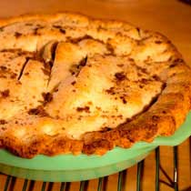 Chef Lesa's Apple Pie Recipe