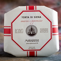 Marabissi Panforte with Cherries and Peperoncino