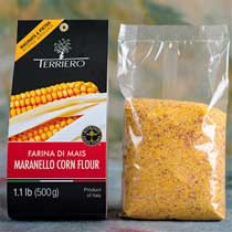 Maranello Stone Ground Yellow Corn Polenta