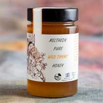 Meltheon Pure Greek Wild Thyme Honey