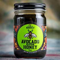 Mexican Avocado Blossom Raw Honey