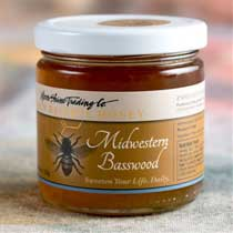 Midwestern Basswood Honey