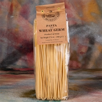 Morelli Linguine with Wheat Germ Pasta