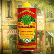 Nicolas Alziari Intense and Fruity Olive Oil (Red Tin)