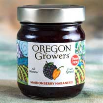 Oregon Growers Marionberry Habanero Spread