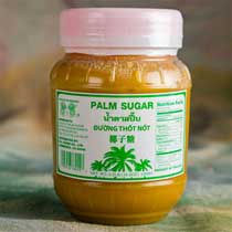 Palm Sugar - Thailand