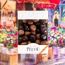 Pecou Chocolate Covered Meringues