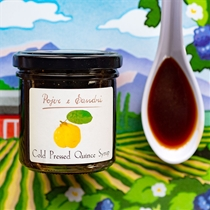 Pojer e Sandri Estate Cold Pressed Quince Syrup