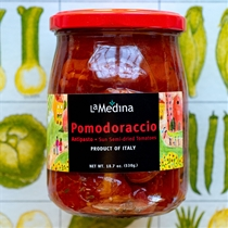 Pomodoraccio semi-sun-dried tomatoes