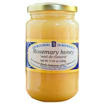 Rosemary Honey - Les Ruchers de Bourgogne