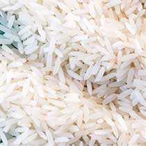Rue & Forsman Sustainably-Grown White Basmati Rice