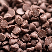Agostoni Organic 45% Semi-Sweet Chocolate Chips - 1 pound