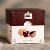 Slitti Chocolate Covered Black Cherries
