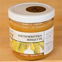 Southwest Mesquite Honey