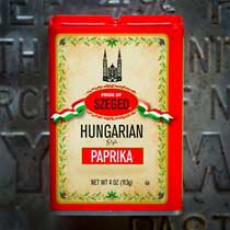 Hungarian Paprika - Hot - Szeged
